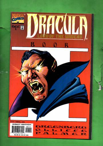 Dracula: Lord of the Undead Vol. 1 #1 Dec 98