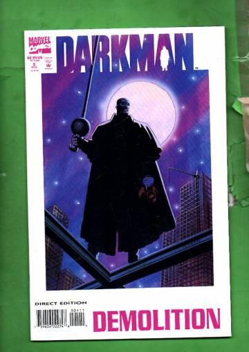 Darkman Vol. 2 #5 Aug 93