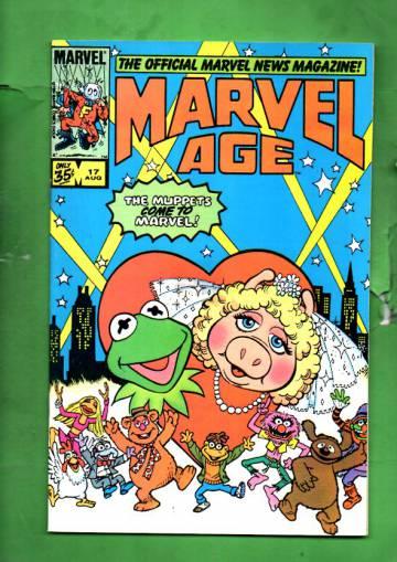Marvel Age Vol. 1 #17 Aug 84