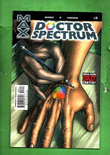 Doctor Spectrum #3 Dec 04