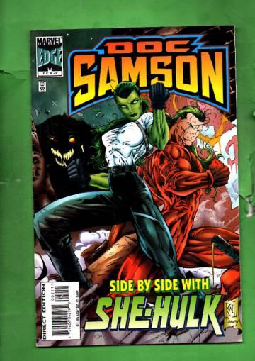 Doc Samson Vol. 1 #2 Feb 96