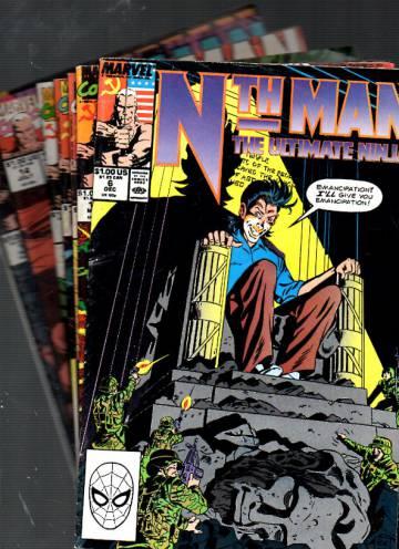 Nth Man -paketti (7 numeroa)