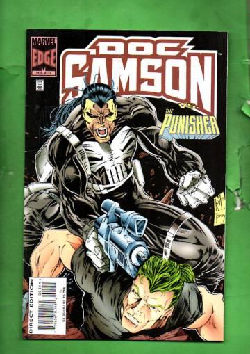 Doc Samson Vol. 1 #3 Mar 96