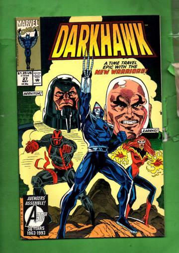 Darkhawk Vol. 1 #27 May 93