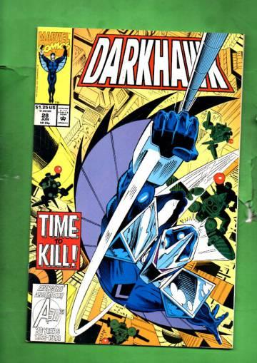 Darkhawk Vol. 1 #28 Jun 93