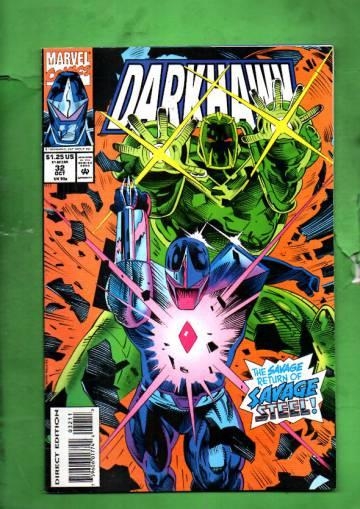 Darkhawk Vol. 1 #32 Oct 93