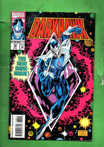 Darkhawk Vol. 1 #38 Apr 94