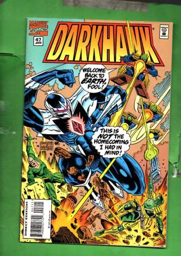 Darkhawk Vol. 1 #47 Jan 95