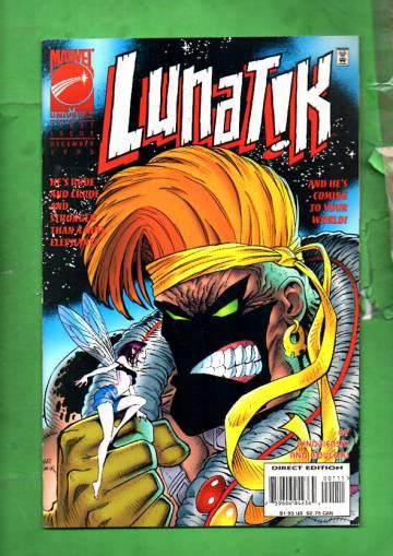 Lunatik Vol. 1 #1 Dec 95