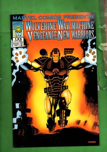Marvel Comics Presents Vol. 1 #157 Late May 94