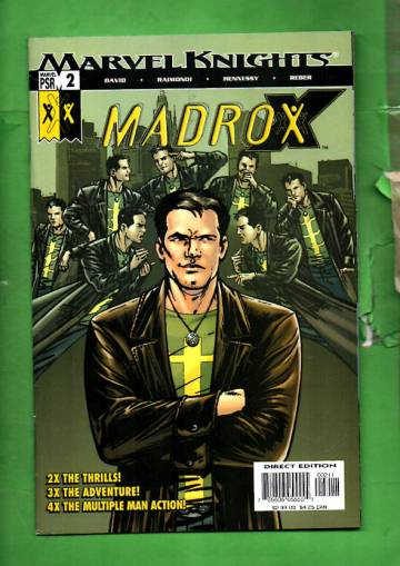 Madrox #2 Dec 04