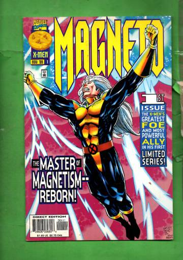 Magneto Vol. 1 #1 Nov 96
