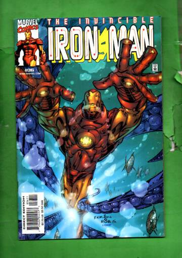 Iron Man Vol. 3 #36 Jan 01
