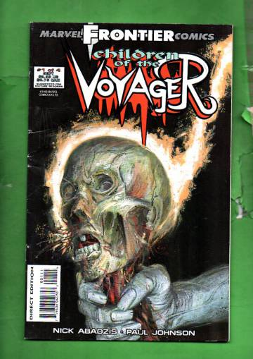 Children of the Voyager Vol. 1 #1 Sep 93