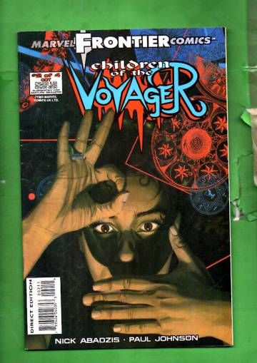 Children of the Voyager Vol. 1 #2 Oct 93