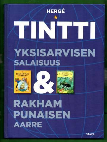 Tintti - Yksisarvisen salaisuus & Rakham Punaisen aarre
