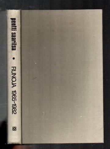 Runoja 1965-1982