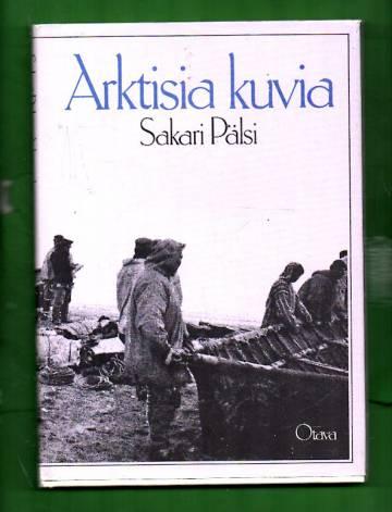 Arktisia kuvia - Alkeellisia taideteoksia koillisesta Siperiasta
