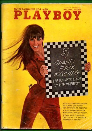 Playboy May 1967
