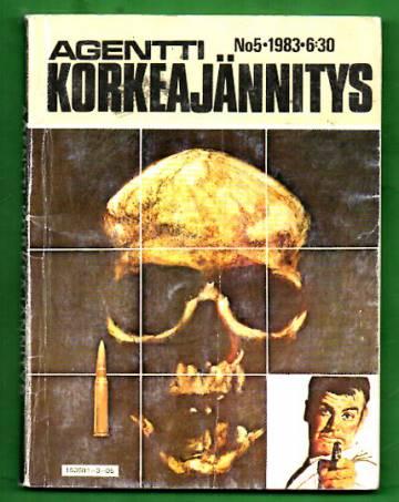 Agentti Korkeajännitys 5/83