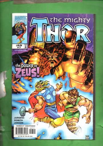 Thor Vol 2 #7 Jan 99
