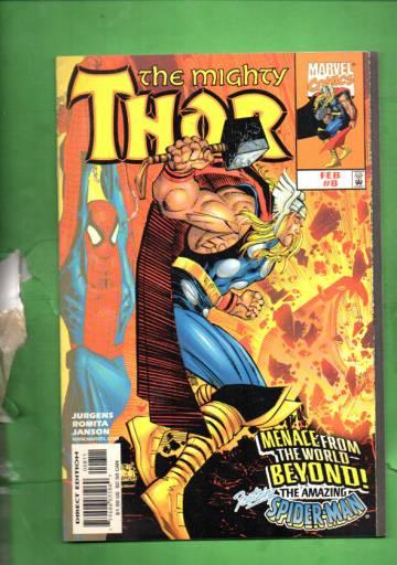 Thor Vol. 2 #8 Feb 99