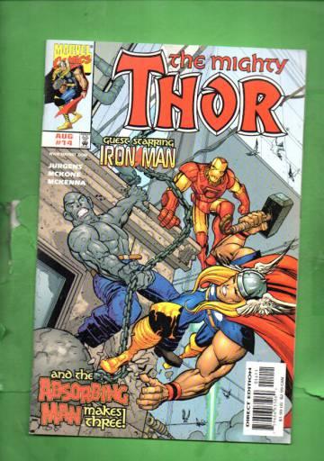 Thor Vol. 2 #14 Aug 99