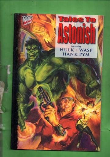 Tales to Astonish Vol 3 #1 Dec 94