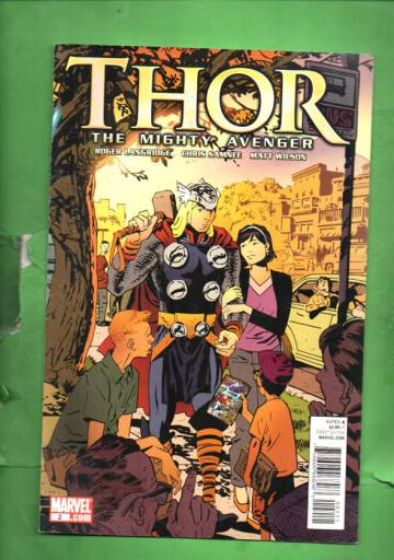 Thor the Mighty Avenger #2 Oct 10