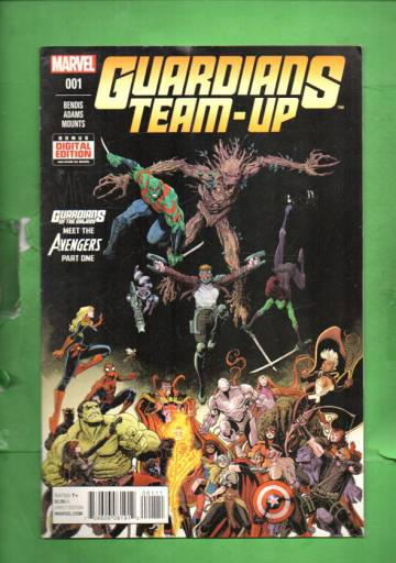 Guardians Team-Up #1 May 15