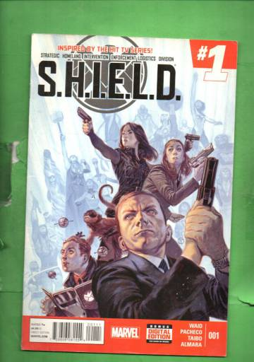 S.H.I.E.L.D. #1 Feb 15