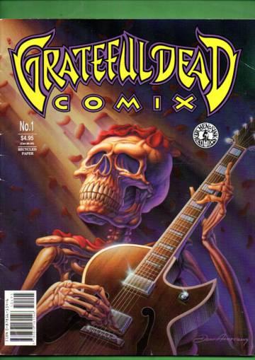 Grateful Dead Comix #1