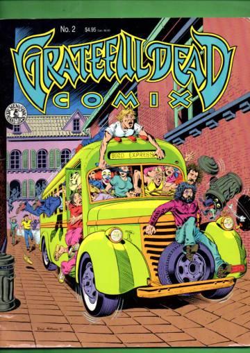 Grateful Dead Comix #2