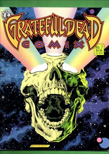 Grateful Dead Comix #7