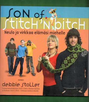 Son of Stitch 'n Bitch - Neulo ja virkkaa elämäsi miehelle