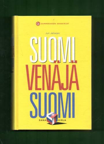 Suomi-venäjä-suomi -sanakirja