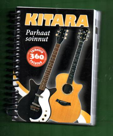 Kitara - Parhaat soinnut