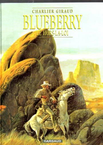 Blueberry 16 - Le Hors-la-loi (ranskankielinen)