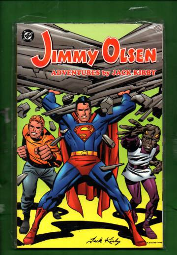 Jimmy Olsen: Adventures by Jack Kirby