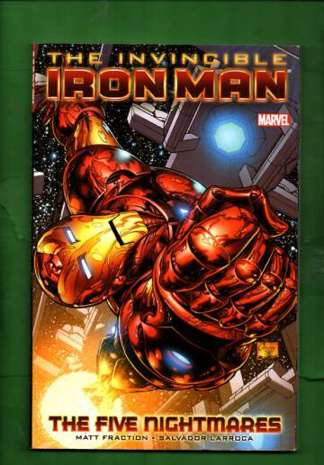 The Invincible Ironman Vol. 1: The Five Nightmares