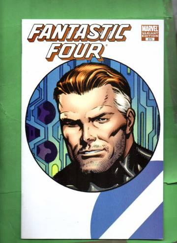 Fantastic Four #570 Oct 09