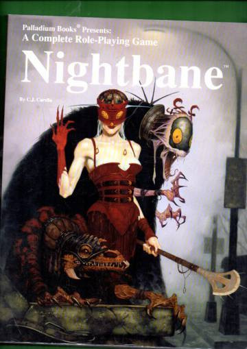 Nightbane RPG