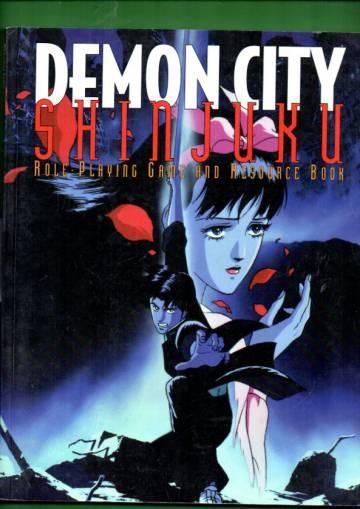 Demon City Shinjuku - Role-Playing Game and Resource Book