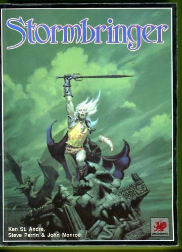Stormbringer - Fantasiaroolipeli Elricin maailmasta