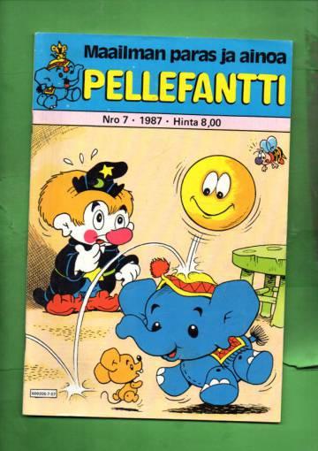 Pellefantti 7/87