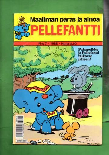 Pellefantti 7/88