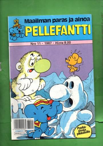 Pellefantti 11/87