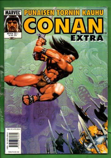 Conan-extra 2/94 - Punaisen tornin kauhu