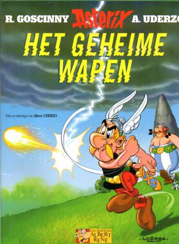 Asterix 33 - Het geheime wapen