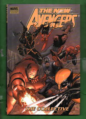 New Avengers Vol. 4: The Collective